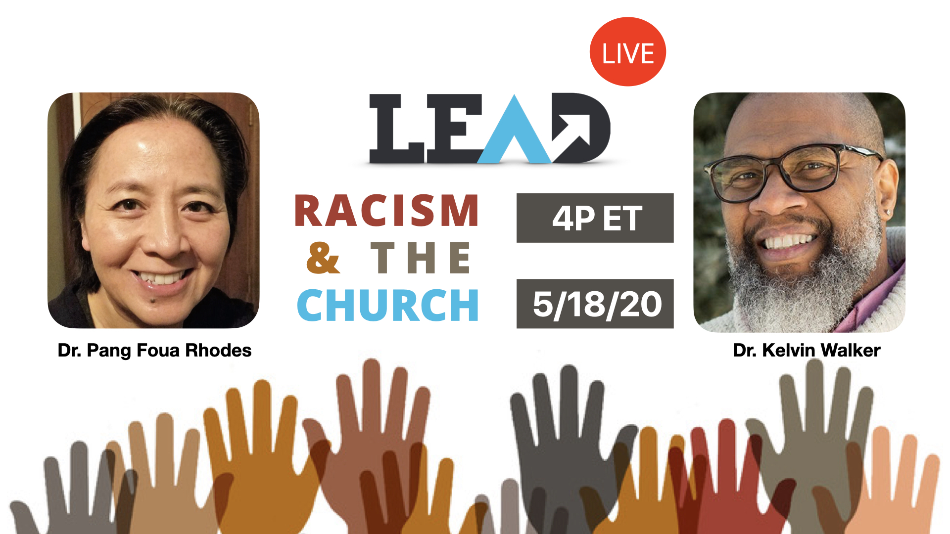LEAD Live: Racism and the Church
