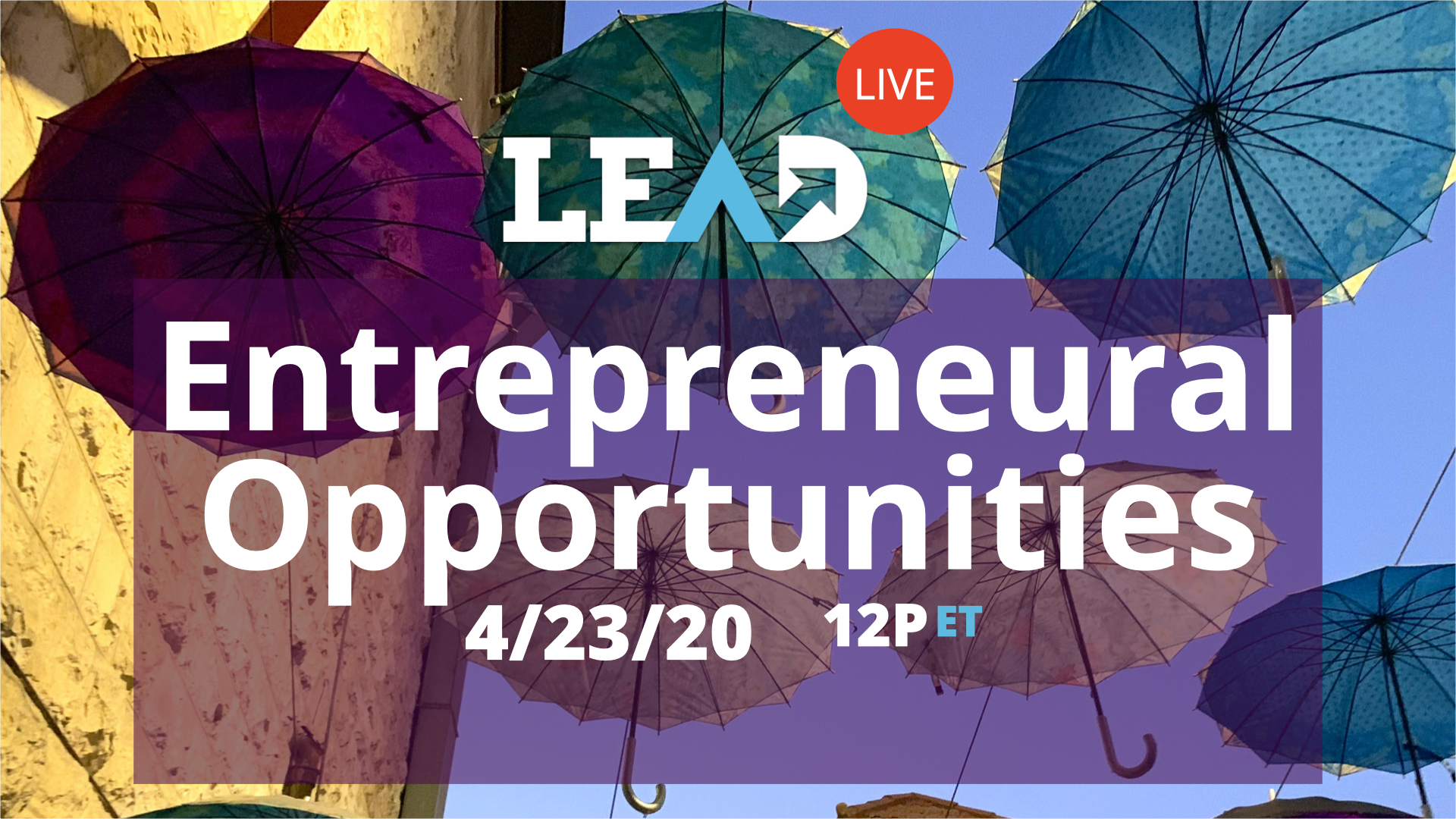 Entreprenueral Opportunities In Spite of COVID-19