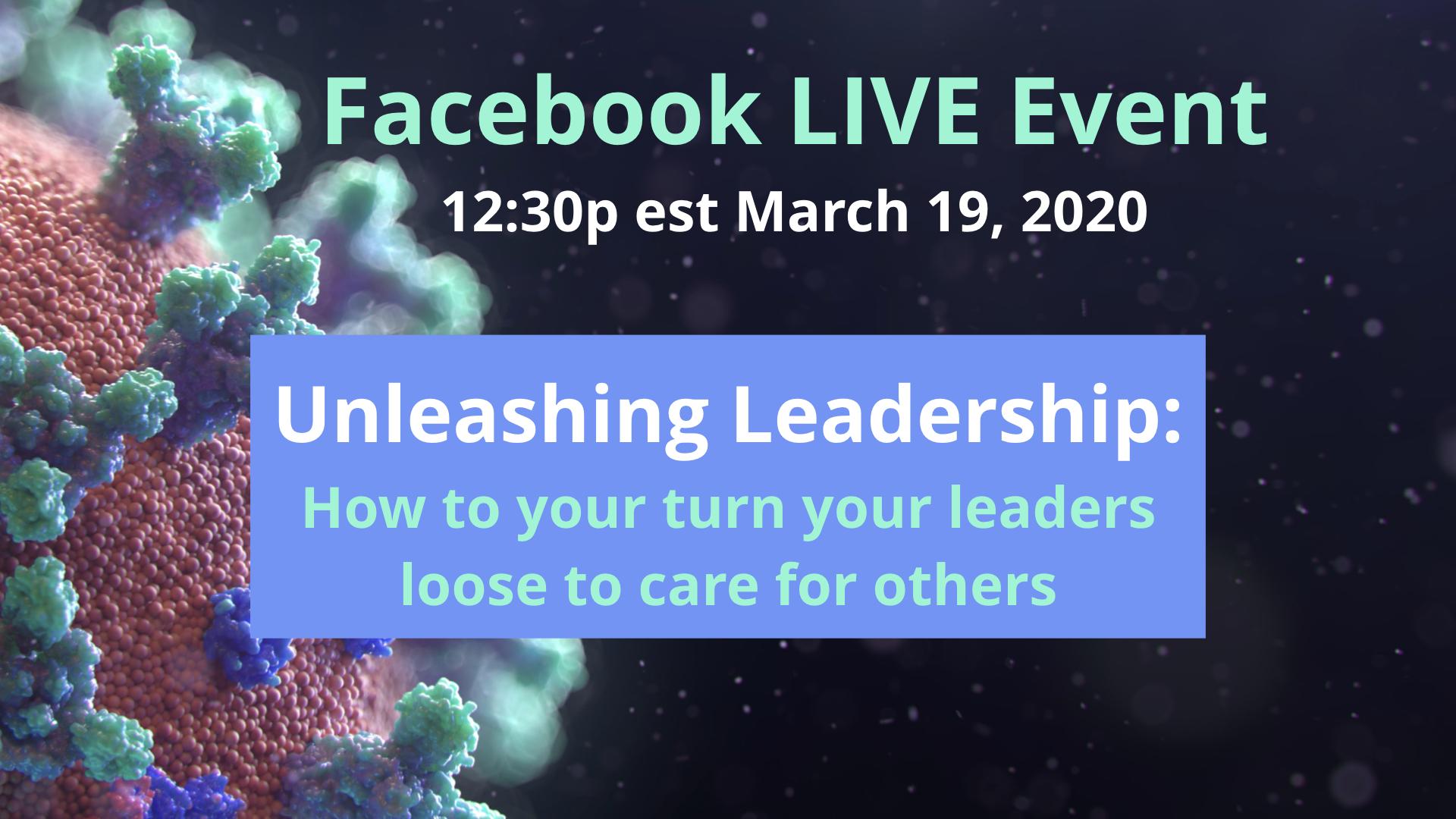LEAD Live: Unleashing Leaders